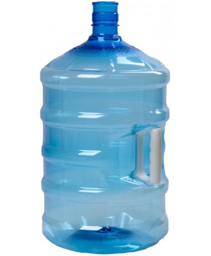 Бутыль 19 л - полипропилен